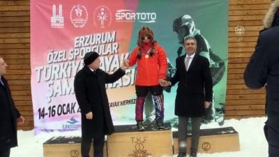 Özel Sporcular Türkiye Kayak Şampiyonası - ERZURUM