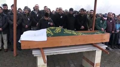 Soma'daki maden kazasında yaşamını yitiren işçinin cenazesi defnedildi - ZONGULDAK