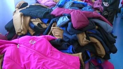 zekat - WEFA, Hakkari'de 750 öğrenciyi ısıttı - HAKKARİ