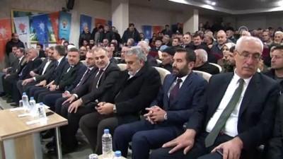 AK Parti Genel Başkan Yardımcısı Erkan Kandemir: 'Hem yerelde hem genelde bayrağı daha ileri taşımak boynumuzun borcu'-ELAZIĞ