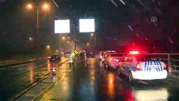 trafik kazasi - Başkentte trafik kazaları Video