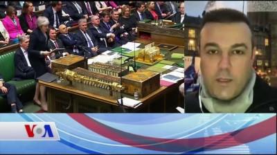 İngiltere'de Hükümet Güven Oylamasını Bekliyor
