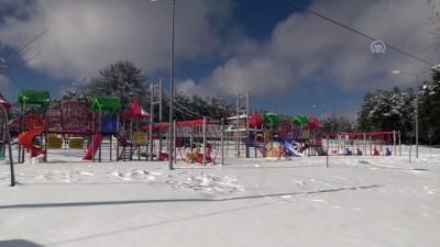 yaris - 'Kar tatili' eğlenceye dönüştü - BİLECİK