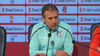 teknik direktor - Medipol Başakşehir - Hatayspor maçının ardından - Palut ve Avcı - İSTANBUL