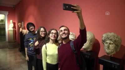 alabalik - Müzede Selfie Günü - ANTALYA