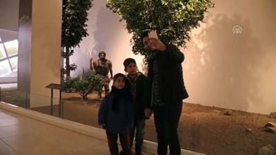 'Müzede Selfie Günü' - ŞANLIURFA
