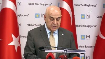 Paçacı: ''Terörizme karşı mücadele etmek için Türkiye hiç kimseden müsaade isteyecek değildir' - ANKARA