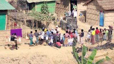 hayirseverler - Rohingyaların yaşadıkları acı ilk günkü gibi - COX'S BAZAR