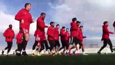 devre arasi - Sivasspor'da Aytemiz Alanyaspor maçı hazırlıkları - SİVAS