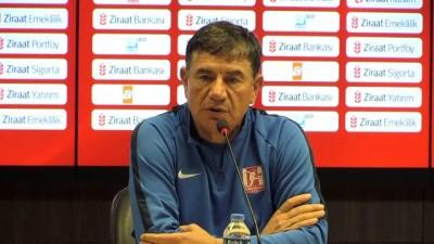 teknik direktor - Trabzonspor-Balıkesirspor Baltok maçının ardından - TRABZON