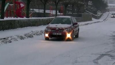 Ulaşıma kar engeli - YOZGAT