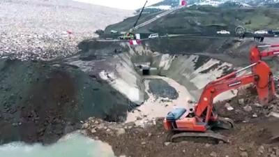 Yukarı Afrin Barajı'nda doluluk oranı yüzde 30'u geçti - KİLİS