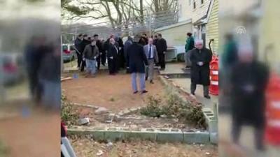 cenaze - ABD'de 22 dolar için öldürülen Türk'ün cenaze namazı kılındı - NEW YORK