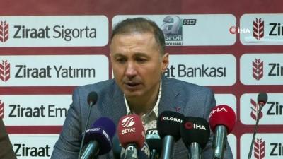 Ahmet Taşyürek: 'Fenerbahçe'ye karşı aldığımız galibiyet mutluluk verici'