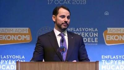 Albayrak: 'Türkiye ekonomisini 16 yılda 4 katı büyüttük' - ANTALYA