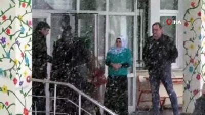 yazili aciklama -  Ardahan'da okullara kar tatili