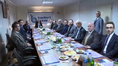 Bakan Turhan, Antalya'daki yol çalışmaları ile ilgili değerlendirmelerde bulundu - ANTALYA