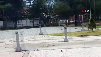- Bogota'da Patlama: 8 Ölü, 10 Yaralı