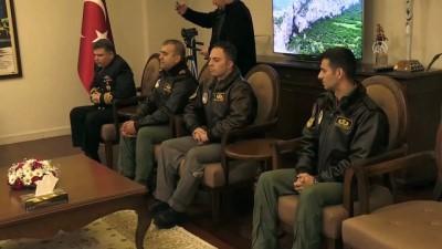 Büyükelçi Sybiha: 'Kurtarma ekibi bütün Ukrayna halkı için kahramandır' - SAMSUN