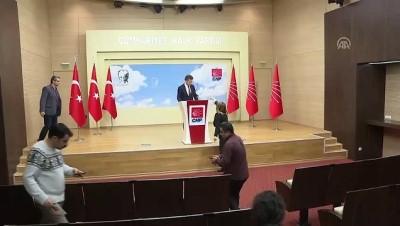 CHP'den 'üretici soğan üretmekten vazgeçti' iddiası - ANKARA