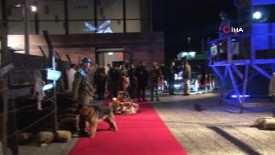 'Çiçero' filminin galası yapıldı