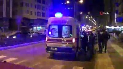 saglik ekipleri -  Çorum'da silahlı kavga: Baba darp edildi, oğlu vuruldu