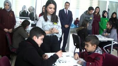 yaris - Çukurca'da çocuklar için 'zeka oyunları' etkinliği - HAKKARİ