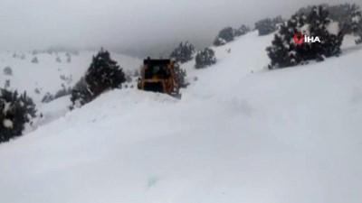 - Erzincan'da 252 köy yolu ulaşıma kapandı