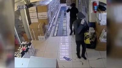Fatih'te hırsızlık operasyonu - İSTANBUL