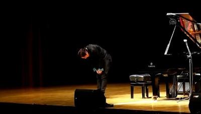 Fazıl Say Konya'da konser verdi - KONYA