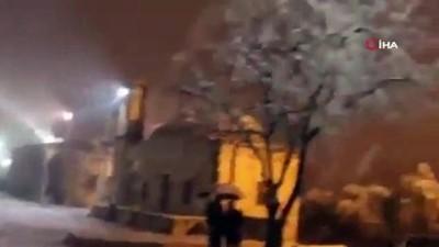 - Kudüs'e kar yağdı, kartpostallık görüntüler oluştu