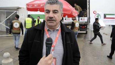 - Kuveyt'ten Iraklı Göçmenlere Yardım