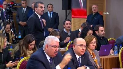 MHP lideri Bahçeli: 'Trump'ın ağzını kapatmadıkça konu kapanmaz'