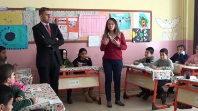 Öğrencilerden Afrin kahramanlarına mektup - GAZİANTEP