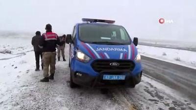 asiri yagis -  Öğretmenleri taşıyan servis takla attı: 6 yaralı