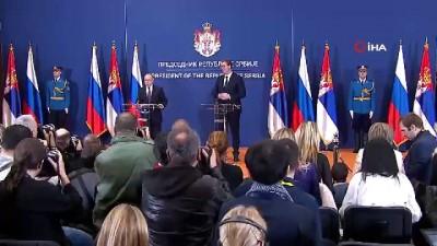 - Putin, Türk Akımı İçin Ek Bütçe Oranını Açıkladı
