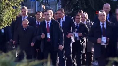 - Rusya Devlet Başkanı Putin Sırbistan'da