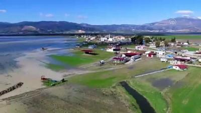 tarim - Sağanak yaşamı olumsuz etkiliyor - Su altında kalan bölgeler havadan görüntülendi - HATAY