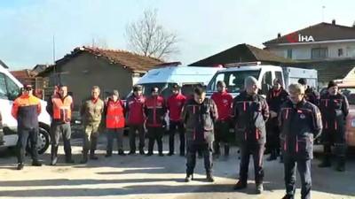 Sakarya'da kaybolan yaşlı adamı bulma çalışmaları 26 gündür devam ediyor