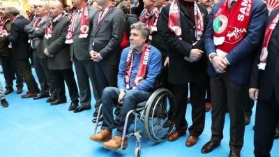Samsunspor kazada ölen futbolcularını unutmadı