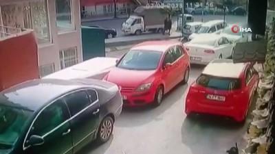 Şişli'de sokak ortasında eşini bıçaklayan şahsa ağırlaştırılmış müebbet