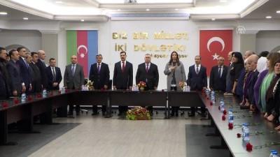 Türk hayırseverlerden 'Kanlı Ocak' şehitlerine vefa - BAKÜ