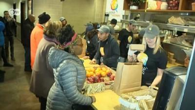dera - ABD'li devlet memurlarına gıda yardımı