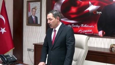 basin aciklamasi -  AK Parti'li belediye başkanı aday gösterilmeyince partisinden istifa etti