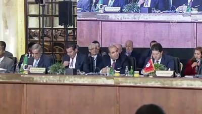 Arap Birliği Ekonomik Zirvesi'nin hazırlık toplantısı başladı (1) - BEYRUT