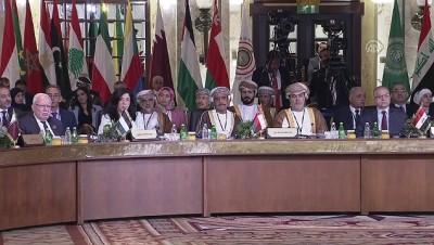 Arap Birliği Ekonomik Zirvesi'nin hazırlık toplantısı başladı (2) - BEYRUT