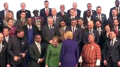 konferans -  - Bakan Pakdemirli, Angela Merkel ile görüştü