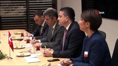 tarim -  - Bakan Pakdemirli, Berlin'de Romanya Tarım ve Kırsal Kalkınma Bakanı ile bir araya geldi