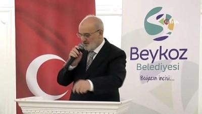 allah -  Beykoz Belediye Başkanı Yücel Çelikbilek veda yemeğinde konuştu