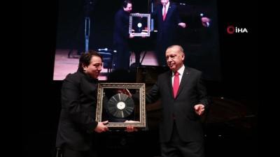 piyanist -  Cumhurbaşkanı Erdoğan, Fazıl Say konserine katıldı